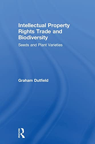 9781853839030: Intellectual Property Rights Trade and Biodiversity