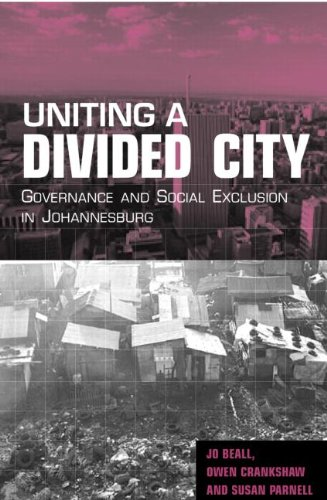 Uniting a Divided City: Governance and Social: Jo Beall; Owen