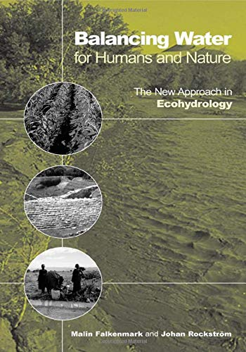 9781853839269: Balancing Water for Humans and Nature: The New Approach in Ecohydrology