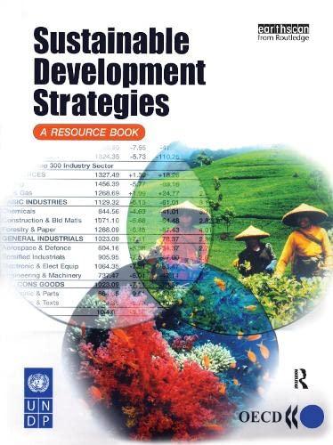 9781853839474: Sustainable Development Strategies: A Resource Book