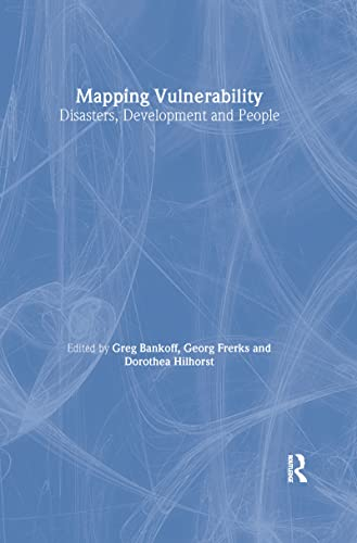 9781853839634: Mapping Vulnerability: Disasters, Development and People