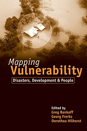 9781853839641: Mapping Vulnerability: Disasters, Development and People