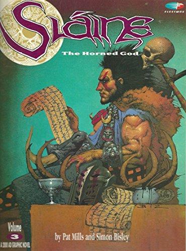 Slaine the Horned God, Volume 3: Mills, Pat