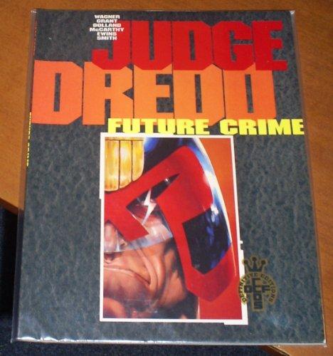 9781853862151: Judge Dredd-Future Crime