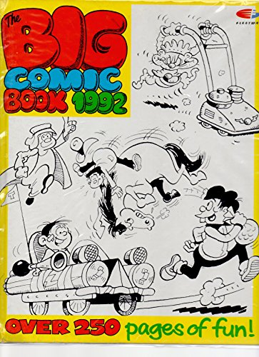 9781853862236: The Big Comic Book 1992