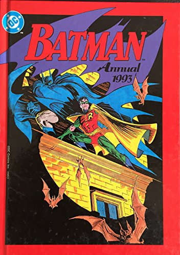 9781853863004: Batman Annual 1993