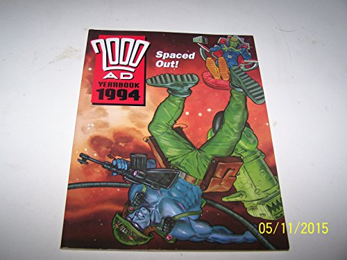 2000 AD Yearbook 2004: Wagner, J; Frame, T.