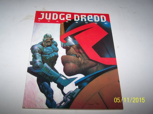 Judge Dredd Yearbook 1995