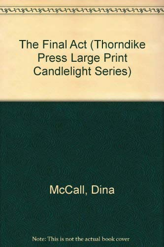 9781853892875: The Final Act