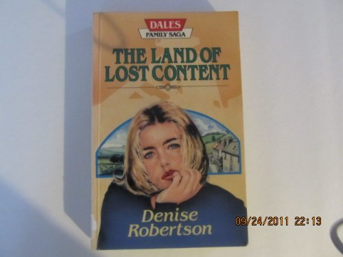 9781853894183: The Land of Lost Content (Dales Library Series)