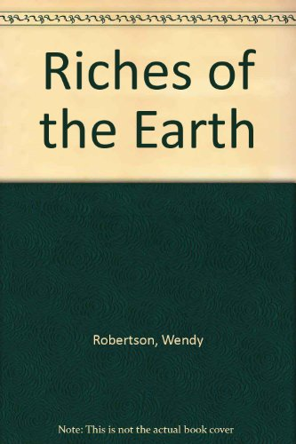9781853895135: Riches of the Earth
