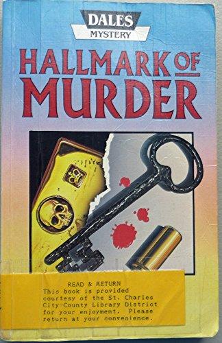 9781853896637: Hallmark Of Murder
