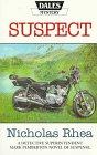9781853897221: Suspect