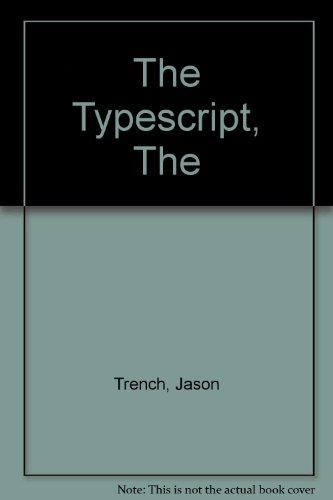 9781853897702: The Typescript