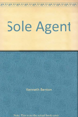 9781853898129: Sole Agent