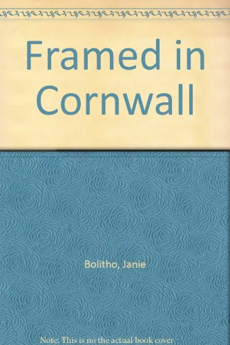 9781853899324: Framed in Cornwall