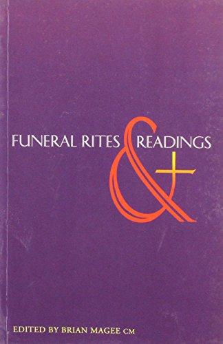 9781853902581: Funeral Rites & Readings