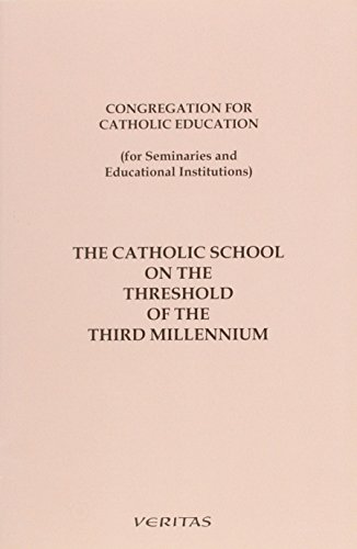 9781853906084: The Catholic School on the Threshold of the Third Millennium