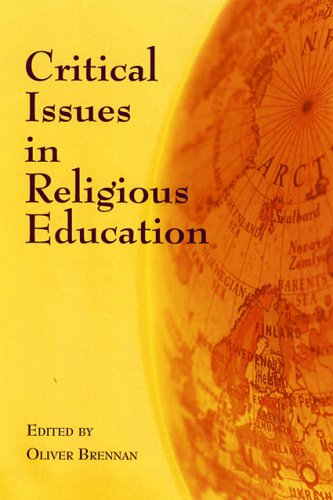 Critical Issues in Religious Education: Oliver Brennan
