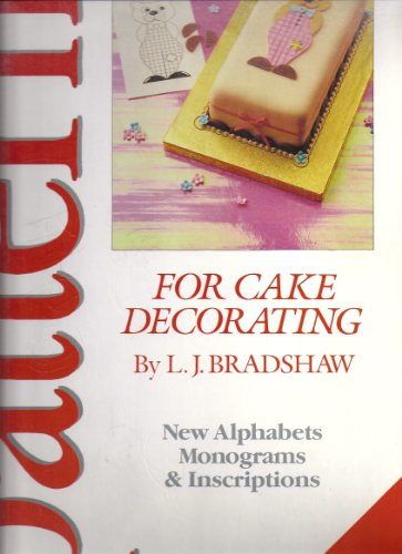 9781853910463: Patterns for Cake Decorating