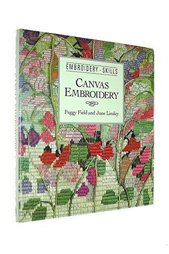 9781853910593: Canvas Embroidery (Embroidery Skills Series)