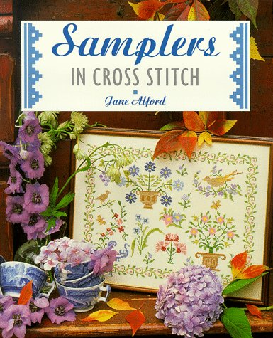 9781853910692: Samplers in Cross Stitch (The Cross Stitch Collection)