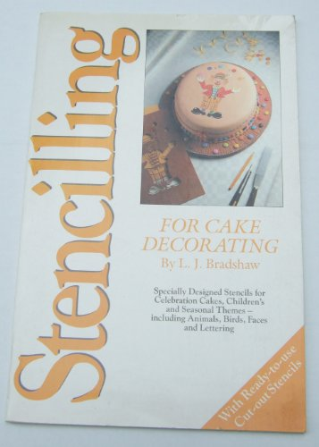 9781853911026: Stencilling for Cake Decorating