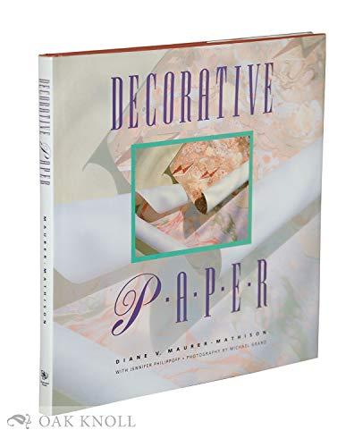 9781853913617: Decorative Paper