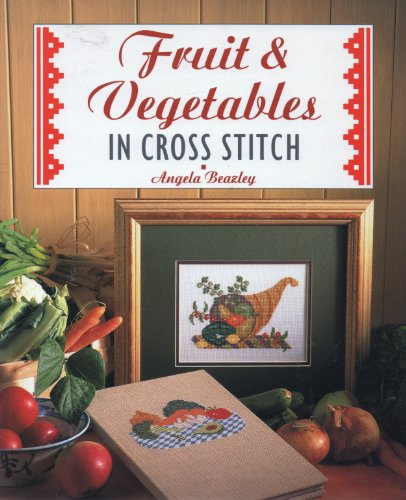 9781853914461: Fruit & Vegetables in Cross Stitch