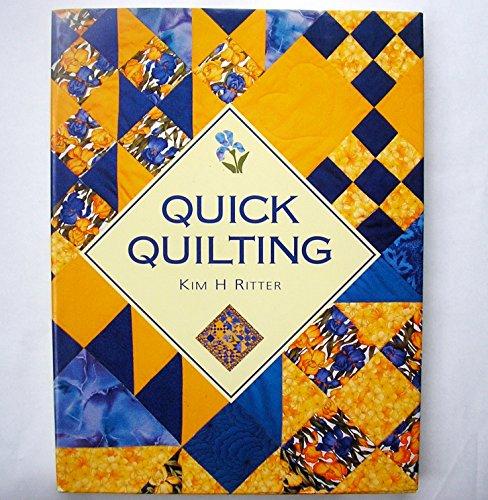 9781853914768: Quick Quilting