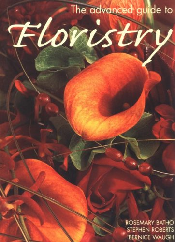 9781853915178: The Advanced Guide to Floristry