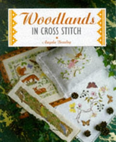 9781853915260: Woodlands in Cross Stitch
