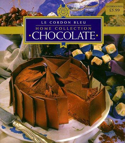 9781853917400: Chocolate (Cordon Bleu Home Collection)