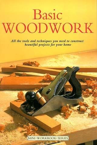 9781853917660: Basic Woodwork (Mini Workbook)