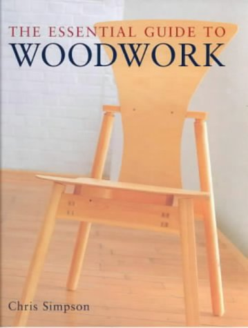 9781853917790: THE ESSENTIAL GUIDE TO WOODWORK