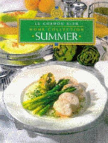 9781853917950: Summer (Cordon Bleu Home Collection)