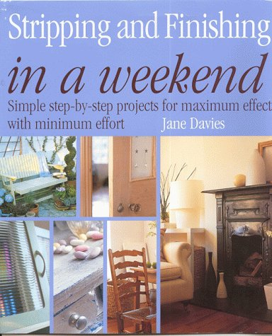 9781853918438: Stripping and Finishing in a Weekend