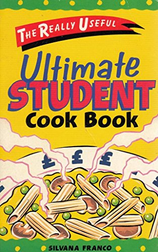 Really Useful Ultimate Student Cook Book