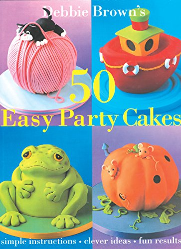 9781853918551: 50 Easy Party Cakes