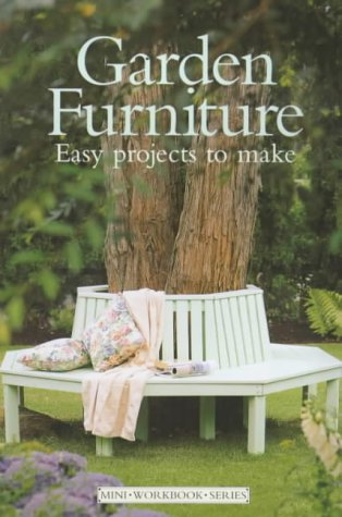 9781853918889: Garden Furniture (Mini Workbook)