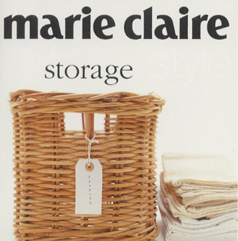 """9781853919114: Storage (""""Marie Claire"""" Style S.)"""