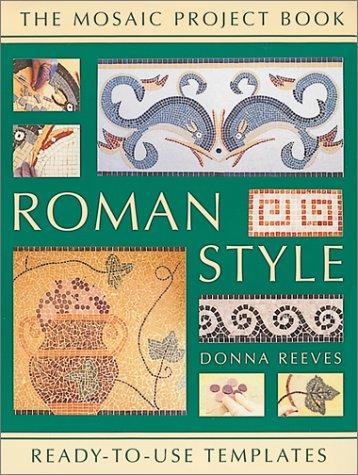 9781853919756: Roman Style: Mosaic Project Book