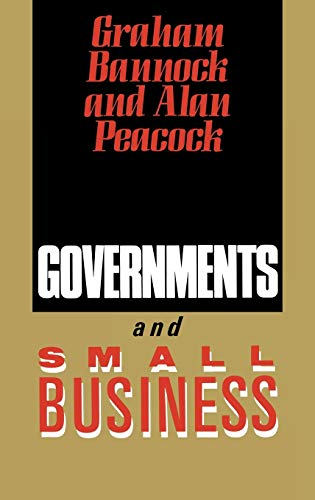 Governments and Small Business: Graham Bannock