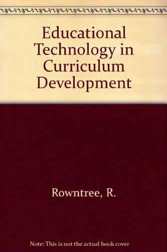 9781853960406: Educational Technology in Curriculum Development