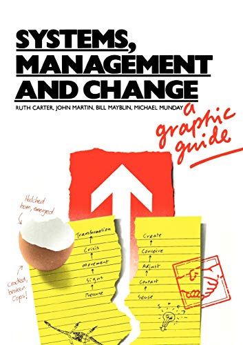 9781853960598: Systems, Management and Change: A Graphic Guide (Published in association with The Open University)