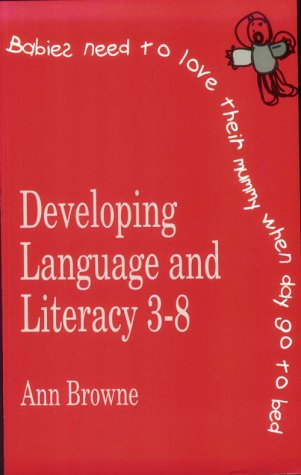 9781853962820: Developing Language and Literacy 3-8