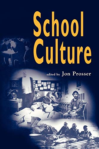 9781853963773: School Culture (Published in association with the British Educational Leadership and Management Society)