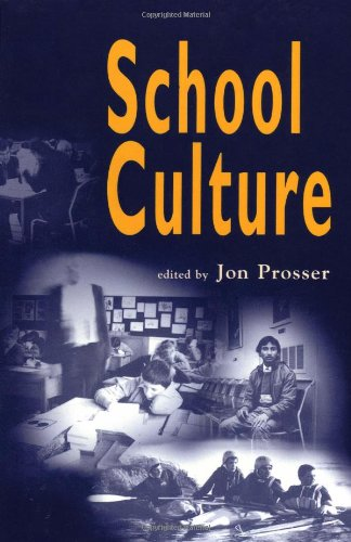 9781853964336: School Culture (Published in association with the British Educational Leadership and Management Society)