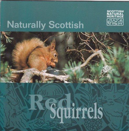9781853976018: Red Squirrels (Naturally Scottish)