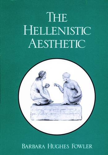 9781853991103: The Hellenistic Aesthetic